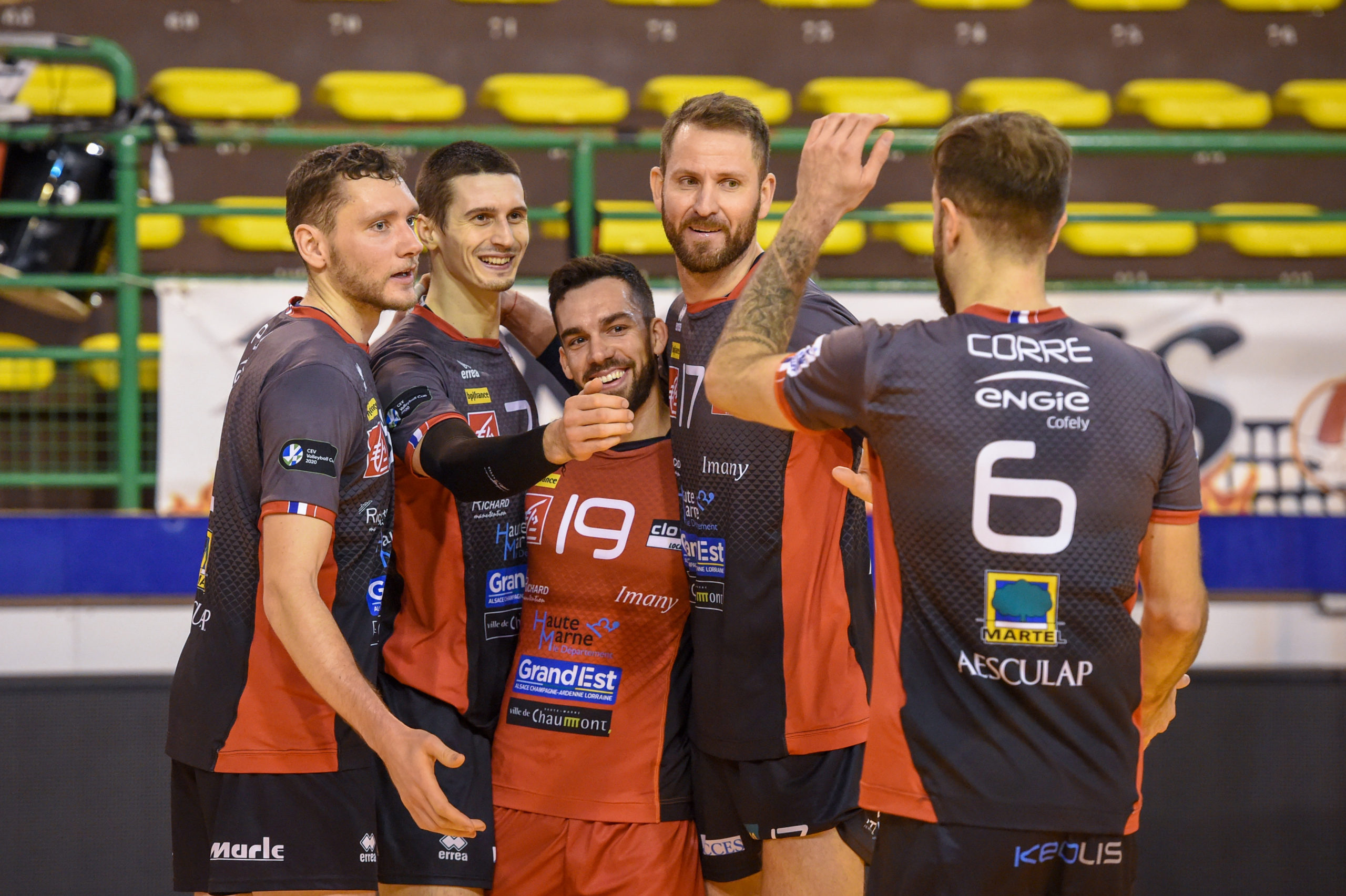 Match amical : CVB 52 – Nancy
